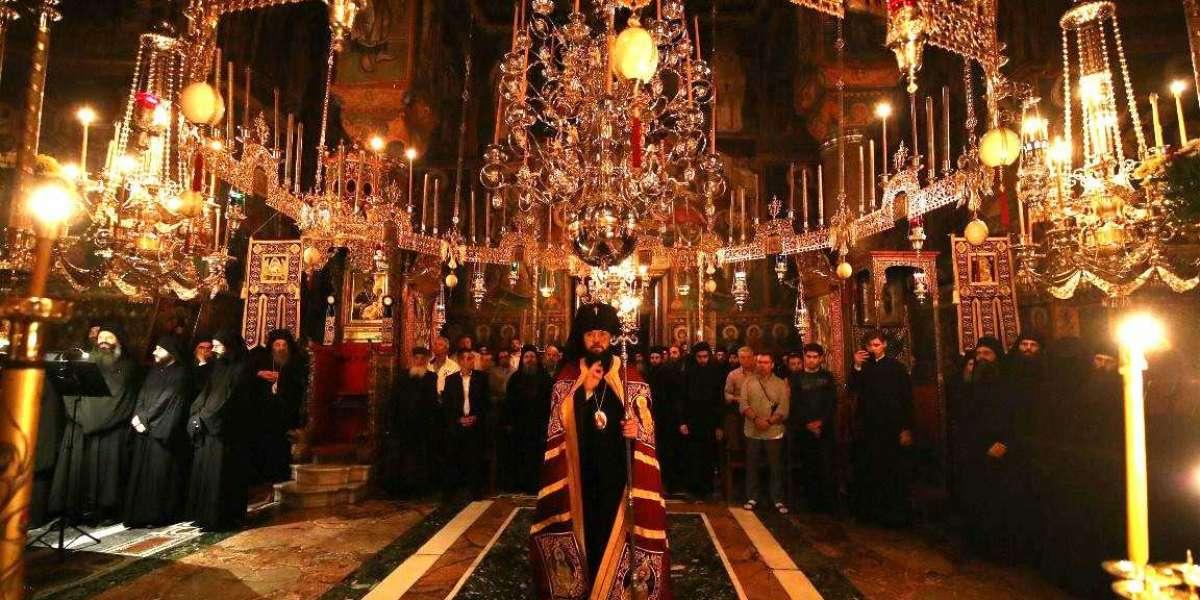 Interviu cu Părintele Elpidie Vaianakis